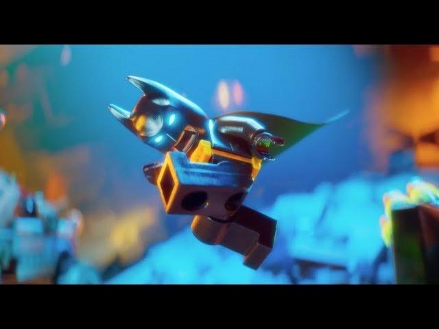Хард-рок от Бэтмена | Лего Фильм: Бэтмен (2017)