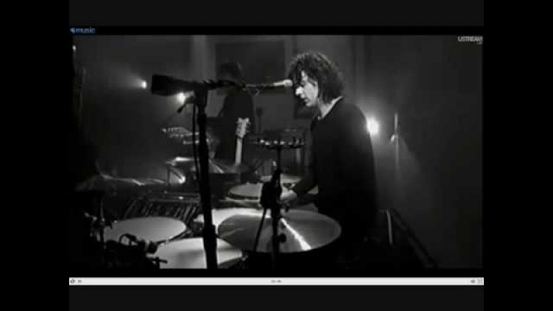 The Dead Weather - Third Man Records - 2 - Hustle and Cuss.wmv