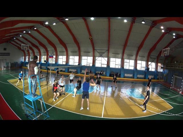 Факел vs Альфа. Волейбол кубок Андрианова 21/10/2017. г Орел