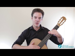 Villa Lobos Prelude 1 Lesson for Classical Guitar