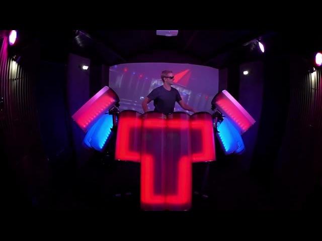 Avicii - Without You (AFISHAL Remix) ARCADE GAME STYLE intro