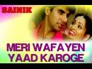 Meri Wafayen Yaad Karoge - Sainik | Akshay Kumar Ashwini Bhave | Kumar Sanu Asha Bhosle