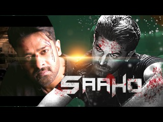 Saaho - Official Trailer II Prabhas II Tamannaah II Neil Nitin Mukesh II UV Creation