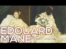 Edouard Manet: A collection of 210 paintings