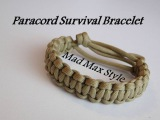 Make a Mad Max Style Paracord Survival Bracelet - CBYS