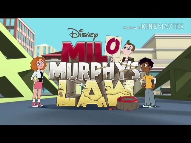 Закон Майло Мерфи интро на разных языках
