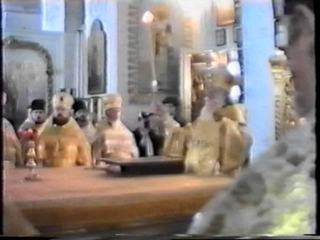1000 летие Крещения Руси в Одессе 1988 3 часть