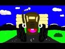 Песенки для детей - Едет Трактор 2018 2-я серия - мультики про машинки