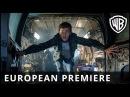 Первому игроку приготовиться Европейская премьера Лондон