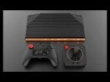 Atari VCS THE NEW CONSOLE FROM ATARI THE NEW 2600