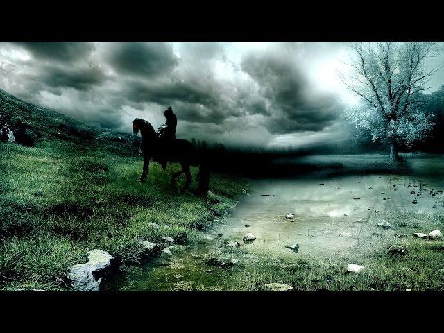 Ты поскачешь во мраке, по бескрайним холодным холмам