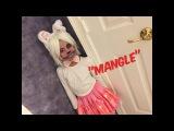 Cosplay Jenna as Mangle - FNAF