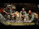 US Army Survival Training Video: Field Crafts | Part 2