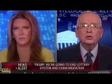 RALPH PETERS QUITS FOX NEWS , LABELS IT