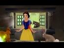 Смотреть Белоснежка и Семь Гномов. Мультфильм по игре Принцессы Диснея