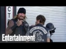 Charlie Hunnam, Katey Sagal, The Cast Of 'Sons of Anarchy' | Cover Shoot | Entertainment Weekly