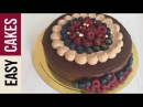 Торт ПТИЧЬЕ МОЛОКО. Как приготовить самое ЛЁГКОЕ СУФЛЕ, НЕЖНЕЙШЕЕ ПЕСОЧНОЕ тесто глазурь для торта