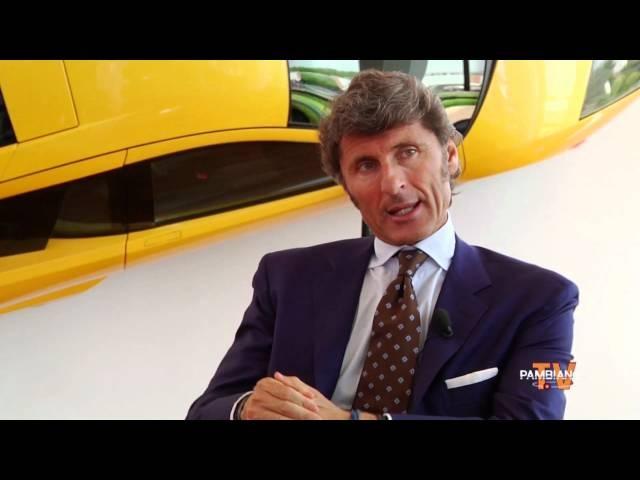 Lamborghini auto di lusso dal cuore sempre più verde