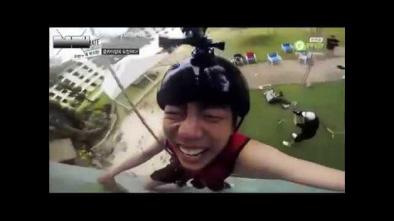 LEE HYUN WOOO (Laughing Compilation)