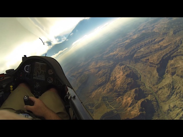 Nephi to Grand Canyon in a Glider - Is it Possible?