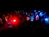 Встреча с Душой - дискотека 5 песен на пляже Анапы сентябрь 2016