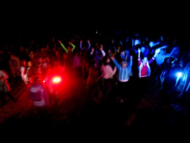Встреча с Душой - дискотека 5 песен на пляже Анапы [сентябрь 2016]