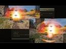 Настройка World of Tanks 1.0 - Нагиб, Комфорт, Графика worldoftanks wot танки — [ : wot-