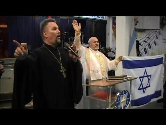 Гимн Атиква в исполнении Архиепископа С.Журавлёва Слово Божие сделало меня си...