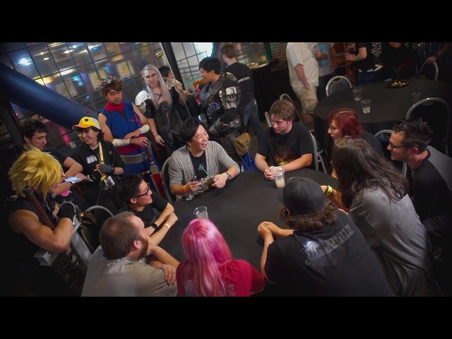 FINAL FANTASY XV: PAX West Memories with Fans