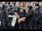 Как себя вести при задержании на митинге
