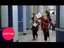 Dance Moms: Christi Screams at Abby and Melissa (Season 1 Flashback)   Lifetime