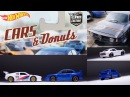 Lamley Exclusive, Part 1: The Hot Wheels Team previews Car Culture Cars Donuts