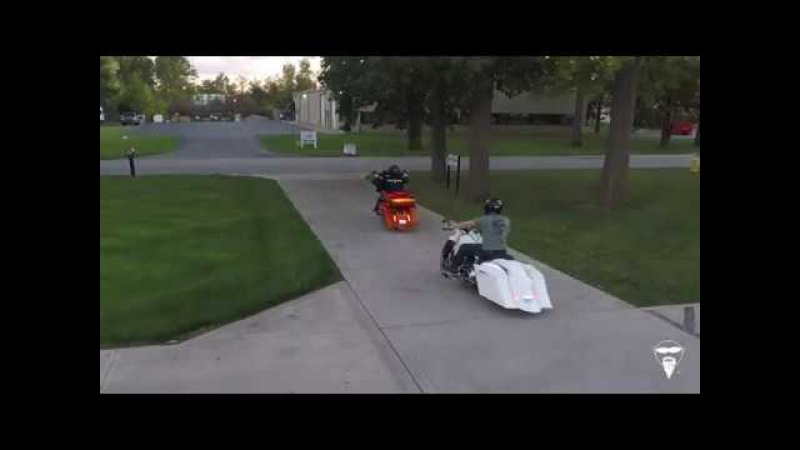 RIDING VIDEO: Road Glide Softail Feature