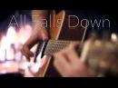 Alan Walker - All Falls Down - Fingerstyle Guitar Cover Joni Laakkonen
