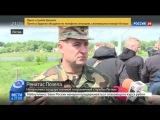Новости на «Россия 24»  •  Стройка века в Литве: на границе с Россией возведут забор