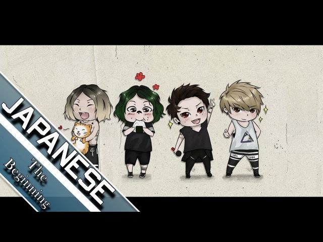 《Cinnabuns》ONE OK ROCK - 『The Beginning』Cover
