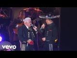 Mexico I Vicente Fernandez &amp Alejandro Fernandez - Paloma Querida (En Vivo)