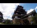 Япония Нетуристический Киото Замок Фусими