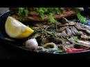 Хамса жареная по турецки Балык Экмек или Турецкий рыбный Бутерброд Balık ekmek