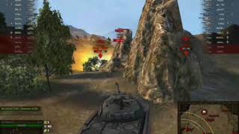 ИС-4 Мой второй бой на основе. 3 уничтоженных танка и медаль Братья по оружию
