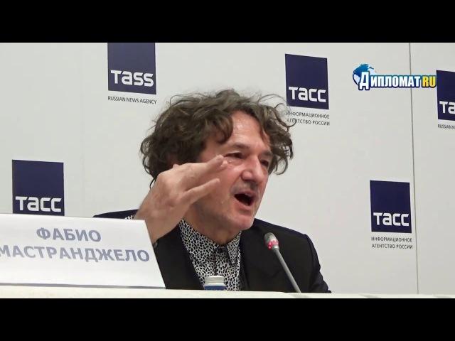 Горан Брегович в Санкт-Петербурге