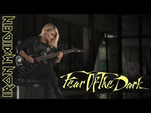 Iron Maiden - Fear of the dark (Janick Gers solo) Ada cover
