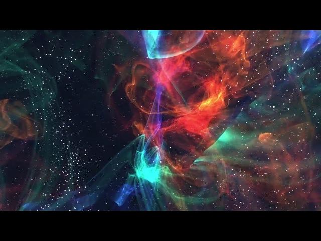 Мерцание звёзд на ночном небе