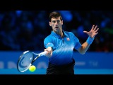 2015 Barclays ATP World Tour Finals - Djokovic v Federer final highlights