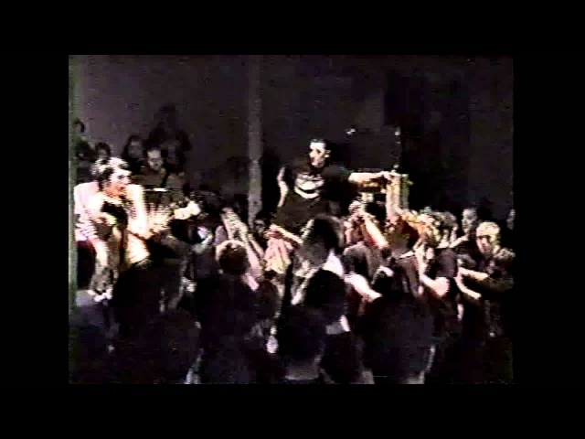 Carry On - live @ Homebase, Wilkes Barre, PA - Posi Fest 2001