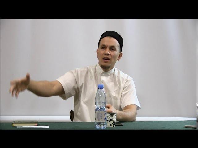 Али хазрат Багаутдинов Имам мечети Абузар Воскресная проповедь 3 12 2017
