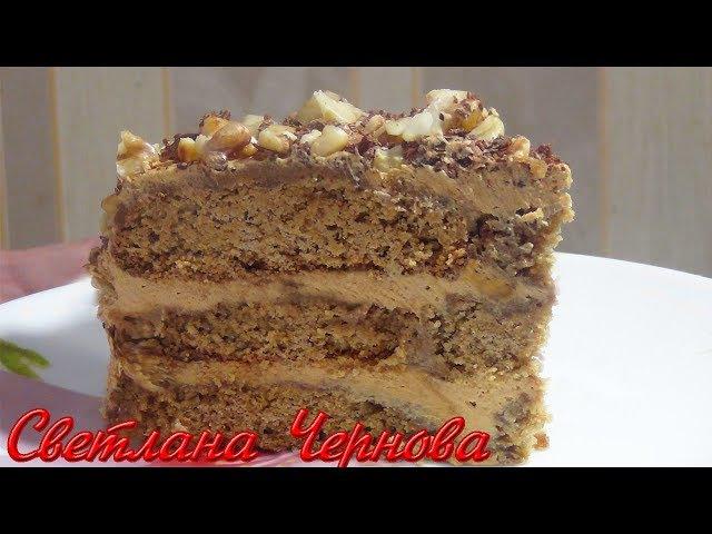 ТОРТ без выпечки из овсяного печенья .ОЧЕНЬ ПРОСТОЙ РЕЦЕПТ/CAKE without baking » Freewka.com - Смотреть онлайн в хорощем качестве