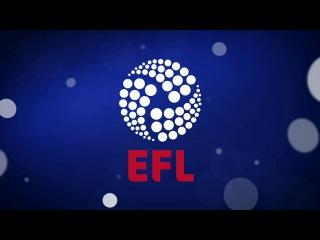 Ротерхэм Юнайтед 1 - 3 Гиллингем Лига 1 2017/18. 15 тур
