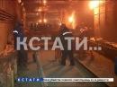 92 процента - уровень готовность станции метро оценил губернатор Глеб Никитин