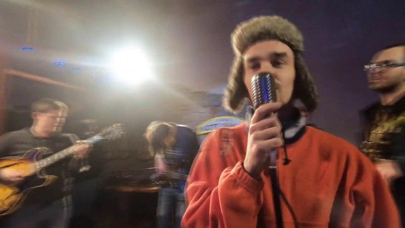 GUDJAНRAD[ONEMAN Kasim] - live (23.03.18.) Клуб Котельная